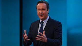 Cameron: «Brexit wäre unumkehrbar»