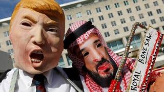 «Als das Weisse Haus zur PR-Firma Saudi-Arabiens wurde»