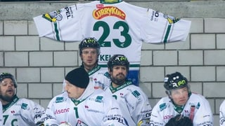 Menschen 2013: Hockey-Spieler Ronny Keller beginnt neues Leben