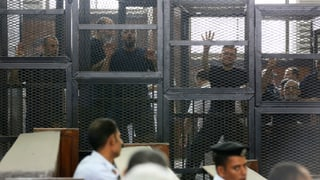 Erneut Todesstrafen für Muslimbrüder