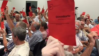 Solothurn: SP will Stadtpräsident Kurt Fluri verdrängen (Artikel enthält Audio)