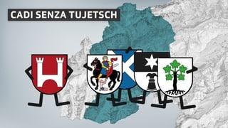 Fusiun Cadi: Er senza Tujetsch in'opziun