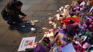 Trauer und Bestürzung nach der Terrorattacke: Der Attentäter tötete 22 Menschen, viele wurden verletzt. Ein Überblick.