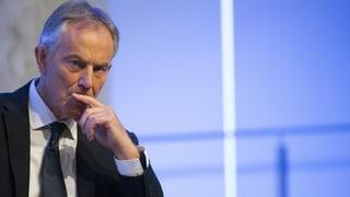 Blair entschuldigt sich für Fehler im Irakkrieg