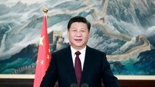 Xi Jinping fa l'avertura dal WEF 2017