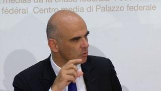 Kinder und Jugendliche am stärksten betroffen: Gesundheitsminister Alain Berset erläutert die neueste Prämiensteigerung bei den Krankenkassen.