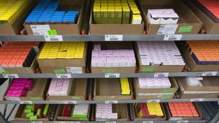 Generika in der Schweiz nach wie vor massiv überteuert