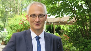 Bernhard Pulver: «Im Amt ist man einsam»