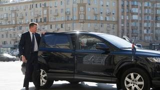 Ministeri russ ha bandegià ambassadurs