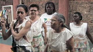 Video «Augusto Boal - und das Theater der Unterdrückten » abspielen