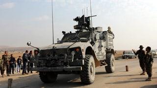 Kampf um Mossul: Neue Offensive von Westen