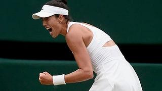 Entfesselte Muguruza triumphiert in Wimbledon
