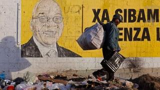 Südafrika gefangen im Schwarz-Weiss-Denken