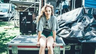 Anna Rossinelli: «Ich vergesse regelmässig meine Songtexte»