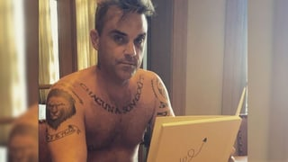 Französisches Kauderwelsch à la Robbie Williams