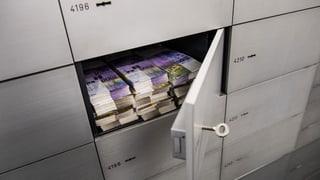 500 Milliarden sind bereits ins Ausland abgeflossen