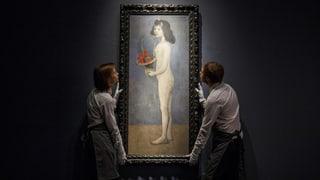 Rockefeller-Auktion bricht Weltrekord schon am ersten Tag