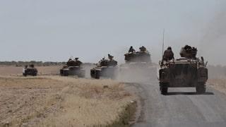 IS verliert direkte Verbindung zur türkischen Grenze