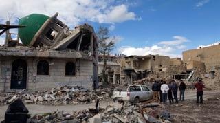 UNO-Experten: Syrien-Konflikt ist militärisch nicht lösbar