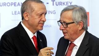 Tür zur Europäischen Union nurmehr ein Spältchen offen