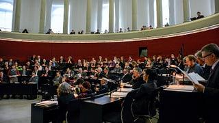 Luzerner Kantonsrat wird rechter