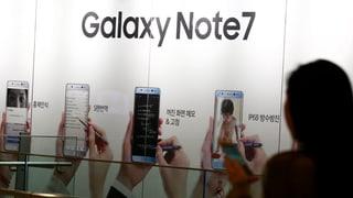 Handy in Flammen: Samsung stoppt Produktion von Galaxy Note 7