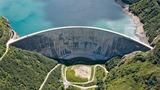 Kampfansage der Bündner Wasserkraftgemeinden