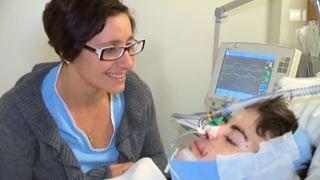 Gianlucas Gesicht (2/3) - Der grosse Tag der grossen Operation