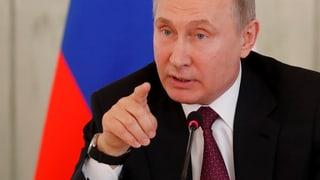 Moskau holt zum Schlag gegen London aus