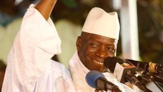 Machtkampf um Präsidentenamt in Gambia entschieden