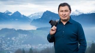 Kairat Birimkulov prangerte die Korruption an und musste fliehen