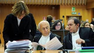 Probabel 2. process d'asbest cunter Stephan Schmidheiny
