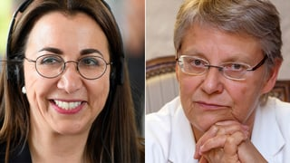 Im Kanton Waadt wird schliesslich am Sonntag die Regierung komplettiert. Fünf Kandidaten kämpfen um die letzten zwei Sitze im Staatsrat. Darunter befinden sich einige prominente Namen.