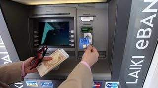 Zypern geht das Bargeld aus