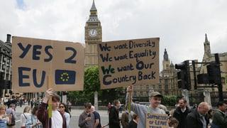 Nach Brexit: Neue Chance für Stimmrecht ab 16 Jahren