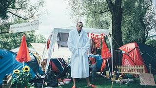 Festival-Camping ist eine Qual? Nicht, wenn du es so machst!