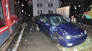 Autofahrerin von «Bipperlisi» angefahren