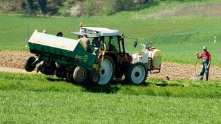 Bundesrat nimmt Subventionskürzungen für Bauern zurück
