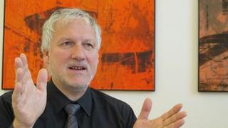 Regierungsrat Peter Gomm tritt nicht mehr an
