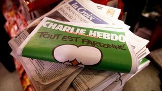 Nov'ediziun da «Charlie Hebdo» cumpara mesemna