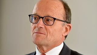 Gerold Lauber tritt nicht mehr an – GLP will profitieren
