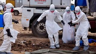 Deutsche sollen aus Ländern mit Ebola ausreisen