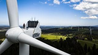 Beim Windpark auf dem Lindenberg sollen alle mitreden