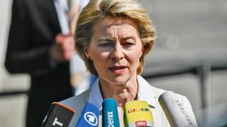 Was man in Deutschland zur möglichen Kommissionspräsidentin von der Leyen sagt