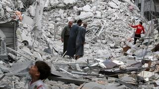 Danovamain pausa da cumbat ad Aleppo
