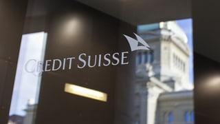 Credit Suisse kauft bei Morgan Stanley ein