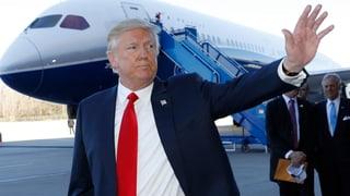 Trump weiss von Terror in Schweden aus dem TV