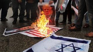 Trump wird Jerusalem wohl als Hauptstadt Israels anerkennen