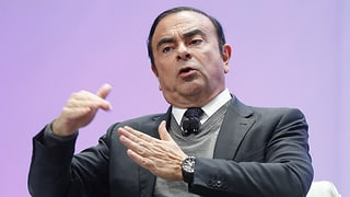 Renault-Nissan-Chef festgenommen