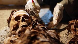 Frische Mumien sollen frische Touristen nach Ägypten locken
